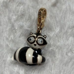 Juicy Couture Raccoon Charm!!